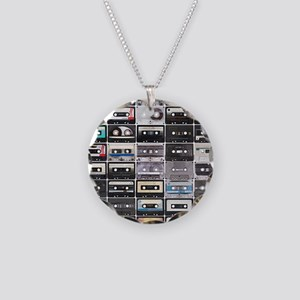 Cassette Tapes Necklace