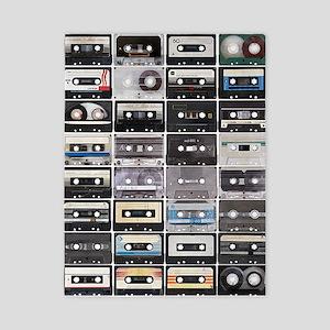 Cassette Tapes Twin Duvet