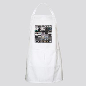 Cassette Tapes Apron