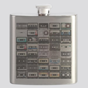Cassette Tapes Flask