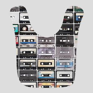 Cassette Tapes Bib