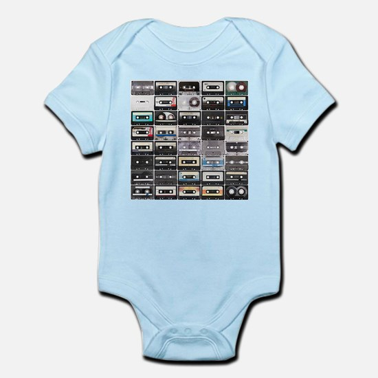 Cassette Tapes Body Suit