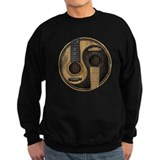 Acoustic guitars Sweatshirt (dark)