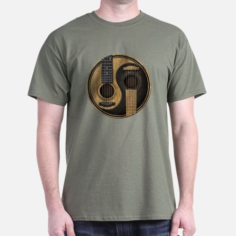 Acoustic Guitars Men's Classic T-Shirt
