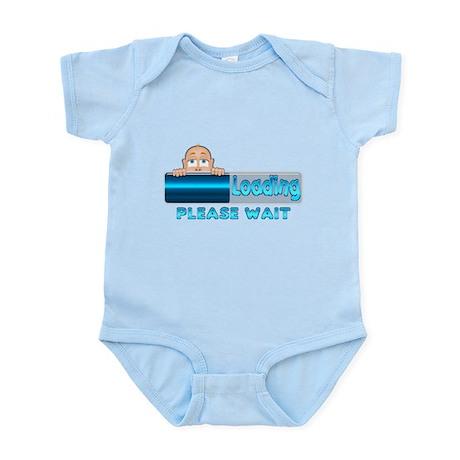 Peek A Boo Baby Boy Loading mini Body Suit