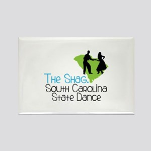 THe SHaG. SoUtH CaRoLina State Dance Magnets