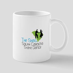 THe SHaG. SoUtH CaRoLina State Dance Mugs