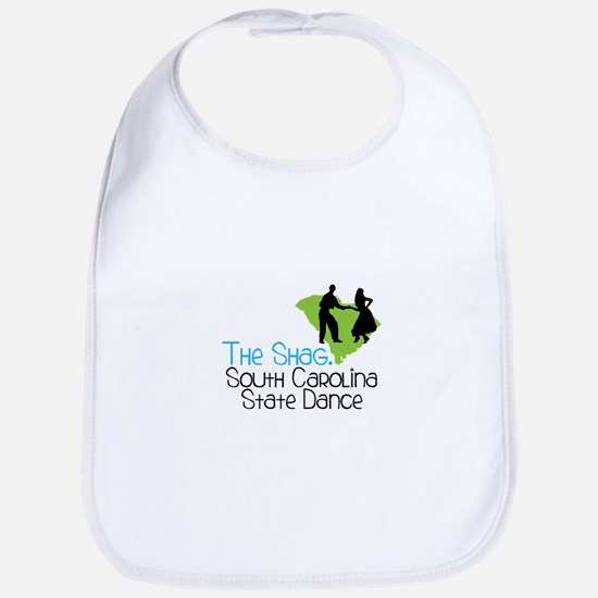 THe SHaG. SoUtH CaRoLina State Dance Bib