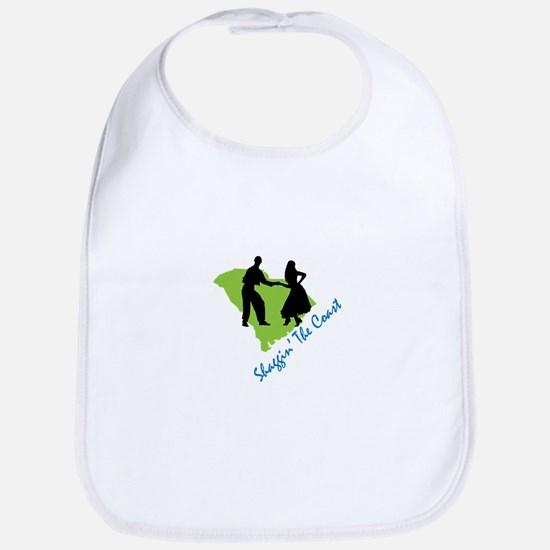 Shaggin' The Coast Bib