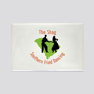The Shag Southern Fried Dancing Magnets