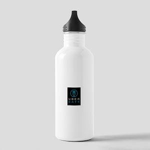 Uber Eats Design Stainless Water Bottle 1.0L