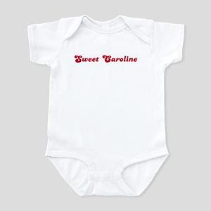 Sweet Caroline Infant Bodysuit