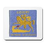 USS LOWRY Mousepad