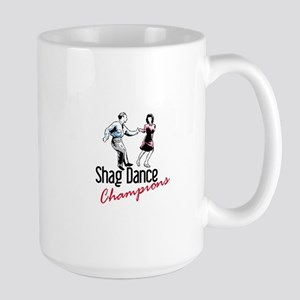 Shag Dance Champions Mugs