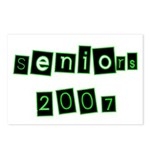 Seniors 2007 Postcards (Package of 8)