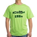 Seniors 2007 Green T-Shirt