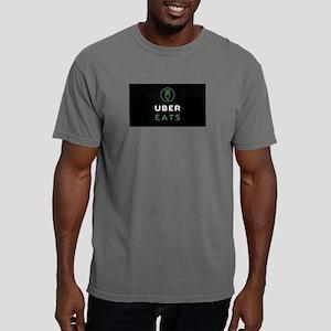 Green Uber Eats Logo T-Shirt
