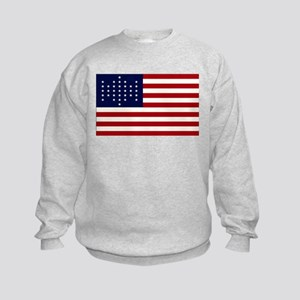 The Union Civil War Flag Kids Sweatshirt
