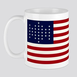 The Union Civil War Flag Mug