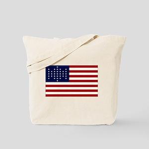 The Union Civil War Flag Tote Bag