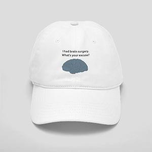 I had brain surgery. What's Cap