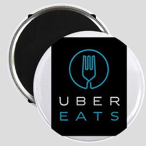 Uber Eats Design Magnets