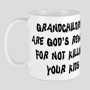 Funny Grandparents Mug