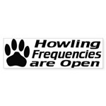Hownling Frequencies