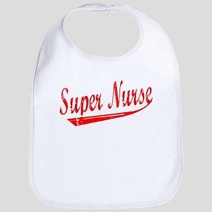 Super Nurse Bib