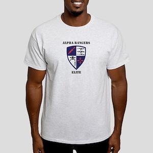 Alpha Rangers Elite Shield (Lights) T-Shirt
