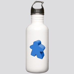 Blue Meeple Stainless Water Bottle 1.0L