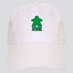 Green Player Baseball Cap