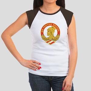 Spartak Moscow Women's Cap Sleeve T-Shirt