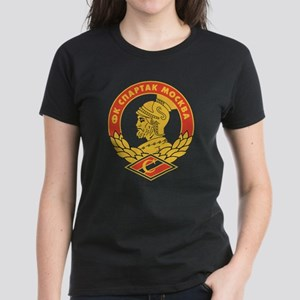 Spartak Moscow Women's Dark T-Shirt
