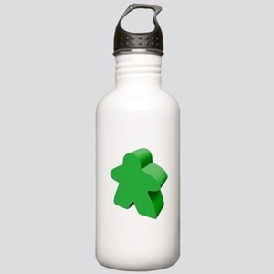Green Meeple Stainless Water Bottle 1.0L
