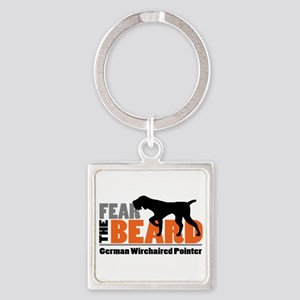 Fear The Beard - Gwp Keychains
