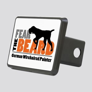 Fear The Beard - Gwp Rectangular Hitch Cover