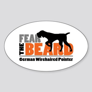 Fear The Beard - Gwp Sticker