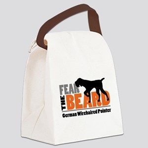 Fear the Beard - GWP Canvas Lunch Bag
