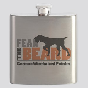 Fear the Beard - GWP Flask