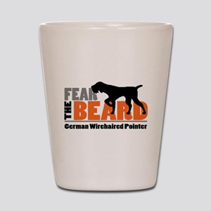 Fear the Beard - GWP Shot Glass