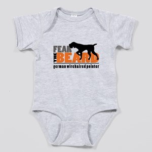 Fear The Beard - Gwp Baby Bodysuit