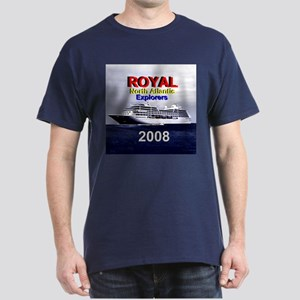 2008 North Atlantic Explorers - Dark T-Shirt