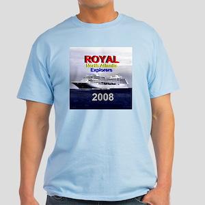 2008 North Atlantic Explorers - Light T-Shirt