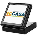 NCCASA Full Logo Keepsake Box
