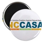 NCCASA Full Logo Magnet