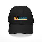 NCCASA Full Logo Black Cap