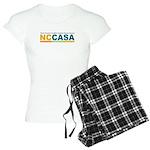 NCCASA Full Logo Women's Light Pajamas