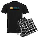 NCCASA Full Logo Men's Dark Pajamas
