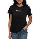 NCCASA Full Logo Women's Dark T-Shirt